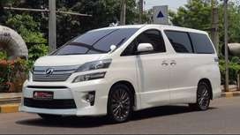 Toyota Vellfire 2.4 Z 2013 Perfect Condition!!!