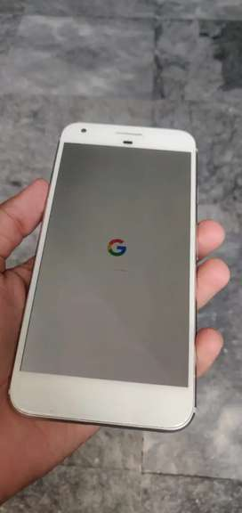 google pixel xl -- all okay touch not working