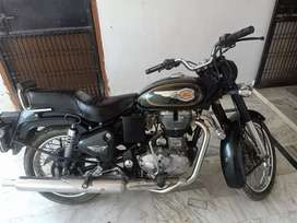 Bullet 500 cc in new condition