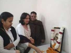 School passing /swaraj mazda