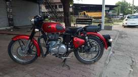 Royal Enfield Classic 2015 Model For Sale (Sidhpur Only)