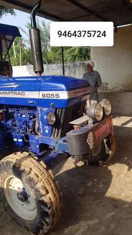 Farmtrack 6055