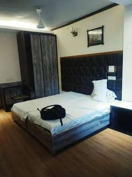 Fully Furnished flat available for rent.