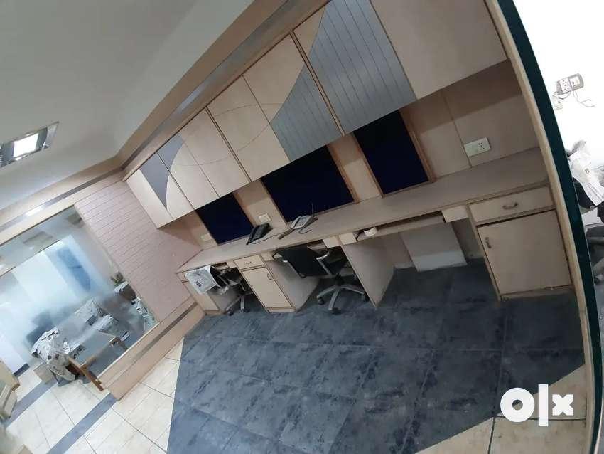 Office space ferozgandhi market 0