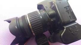Canon 500d dslr body only mulus istimewa