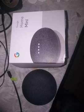 Google mini home