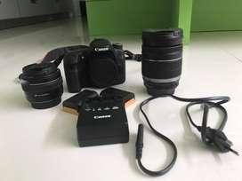 Bundle Canon EOS 70D WIFI