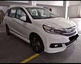 Honda Mobilio 1.5 E matic putih th 2020 unit istimewa