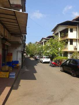 3BHK FLAT CENTRALLY LOCATED IN CARANZALEM ON MAIN ROAD GATED SOCIETY