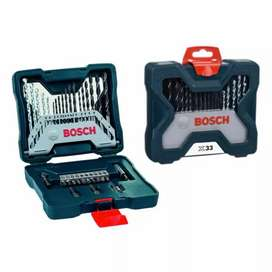 Mata bor set lengkap bosch x-line 33 pcs tasikmalaya