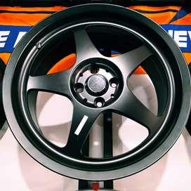 Velg racing jambi untuk mobil etios, swift, aveo, spin, aerio, soluna
