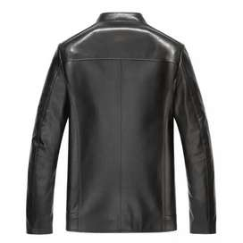 Pure Leather Jacket (Medium Size)