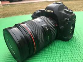 Canon 5D Mark II Full Frame With Canon EF 24-70mm f/2.8L