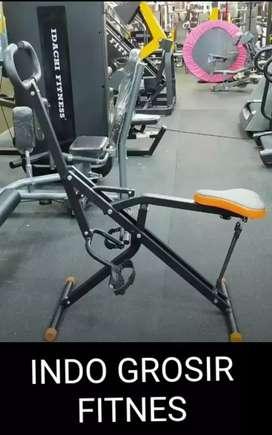 Alat fitness baru bukan bekas Power Rider Id 139 bc khg432