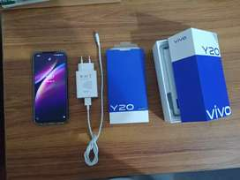 Vivo Y20 full new in Warranty