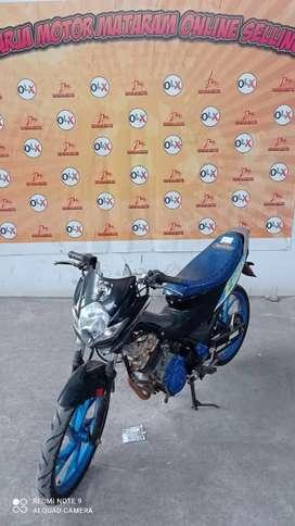 New Satria FU Tahun 2012 (Raharja Motor Mataram)