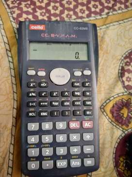 Scientific-Calculator