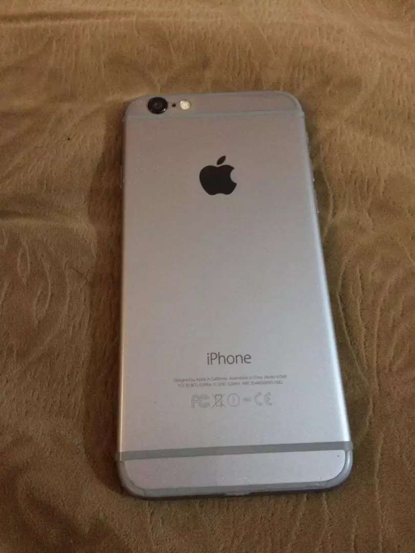 Iphone 6 64gb mint condition 0