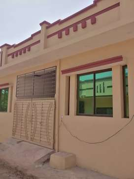 Adyala 3.25 marla owner built house available with own water boring.