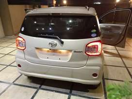 Daihatsu Boon Cl limited and Toyota passo