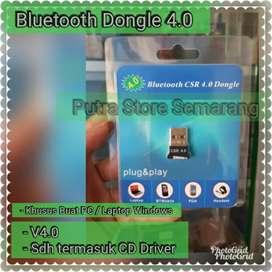 Bluetooth Dongle V.4 Bluetooth External Laptop dan PC Bluetooth Usb