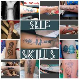 TATTOO Artist at Your place in Reasonable Price.