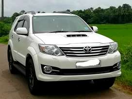 Toyota Fortuner 2015 model for sale