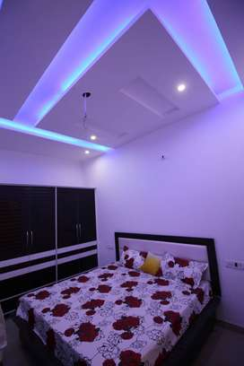 90%loan you need faith by luxury 2bhk ready to move flat