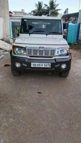 Mahindra Bolero SLX 4WD, 2016, Diesel