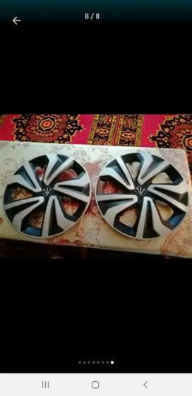 Wheel Caps, Wheel Cup, Wheel Covers, Alloy Rim Look. 15 Inches