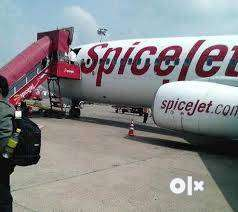 Make your career in spice-jet Airlines Jobs in so many Departments mor 0