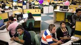 Night Shift Call Center Male Candidates Are Required In Domestic B.P.O