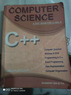 COMPUTER SCIENCE CLASS 11 AND 12
