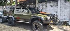 Hilux Dcab VX80 Mesin 1HDT 4200 cc Turbo Diesel