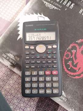 Casio fx-100 MS Scientific calculator