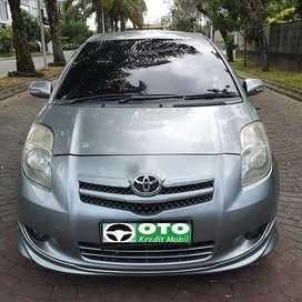 [DP13JT] Toyota Yaris S at 2009 bs kredit