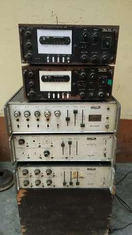 Ahuja sound system