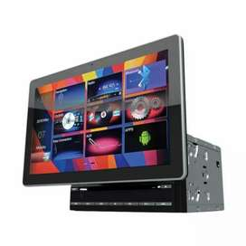 Tv mobil Mtech 8803 10 in android DVD Internet YouTube for paket sound