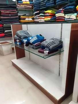 Garment's shop furniture