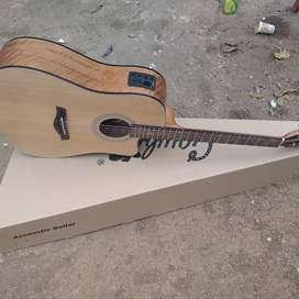 Gitar akustik original cowboy new tuner