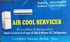 We sale and service all types of ac fridge washing machine tv