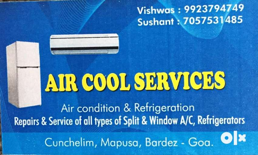 We sale and service all types of ac fridge washing machine tv 0