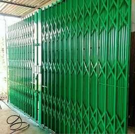 Folding gate palembang