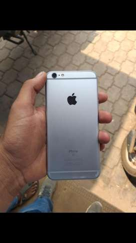 6s  + plus 64 gb with full accessories neat phone