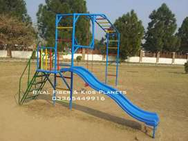 slides, swings, kids outdoor play area & wall climbing manufacturers
