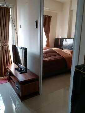 Sewa-Sewaan unit Studio dan 2 kamar di Green Pramuka City Jakpus
