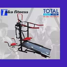 treadmill manual 6f TL 004 total fitnes H-924