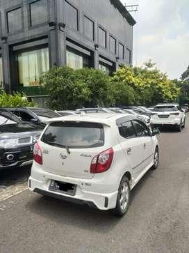 Daihatsu Ayla X AT 2016 Murah Mulus Cash Matic