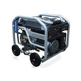 3 KVA petrol generator with Gas kit & battery and self start