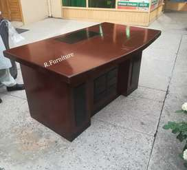 Manager table for office - Contact us for office tables sofa chairs